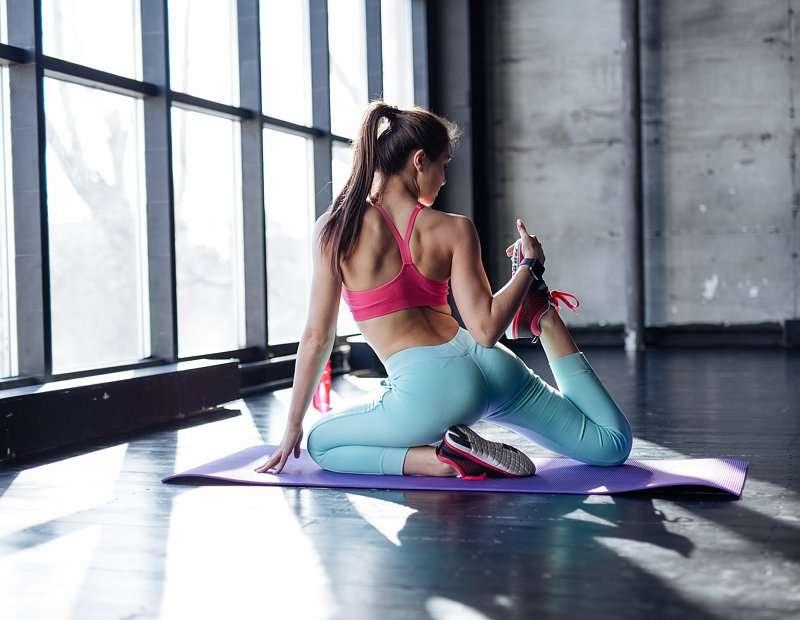 Začni s jógou