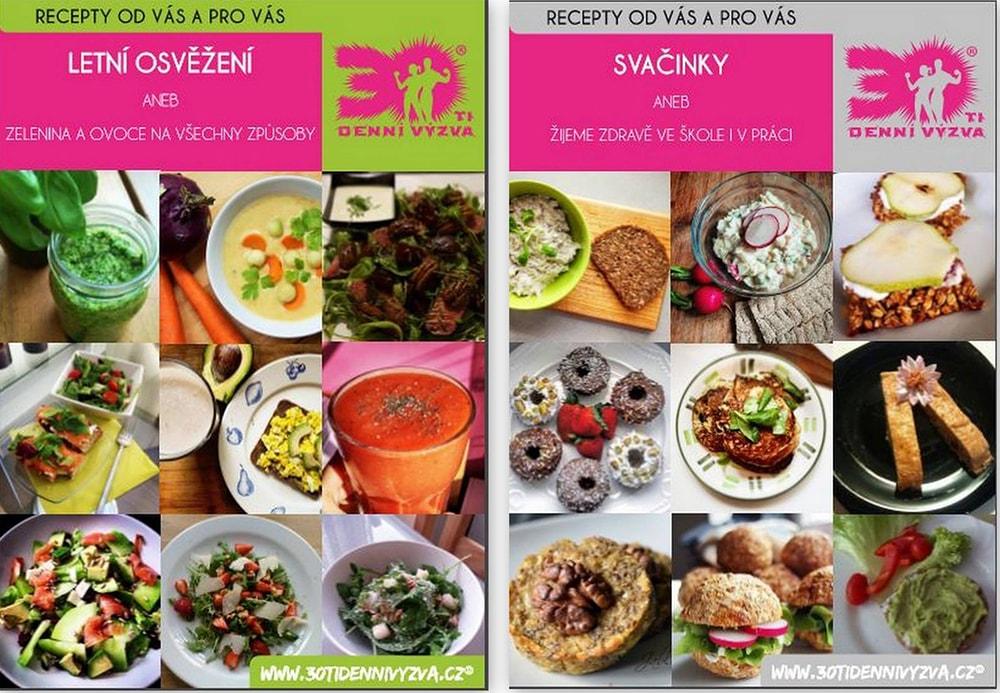 Nové e-booky s recepty