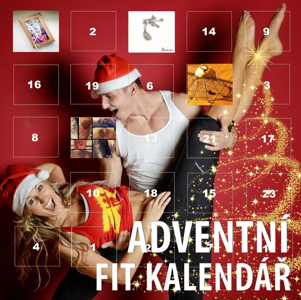Adventní fit kalendář