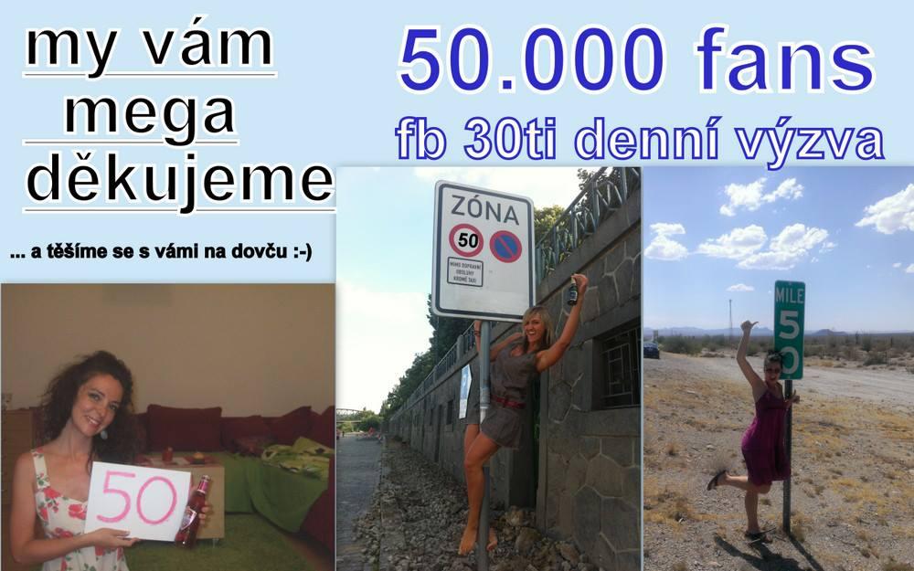 50 000 fans
